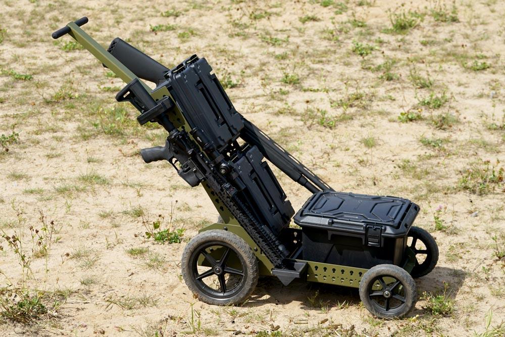 Sporting Clays Gun Cart The Best Cart