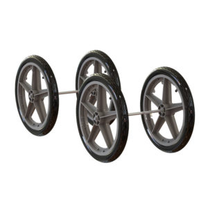 16″ Pneumatic Wheel Kit
