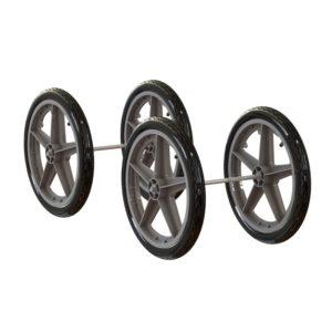 16″ Pneumatic Wheel Kit