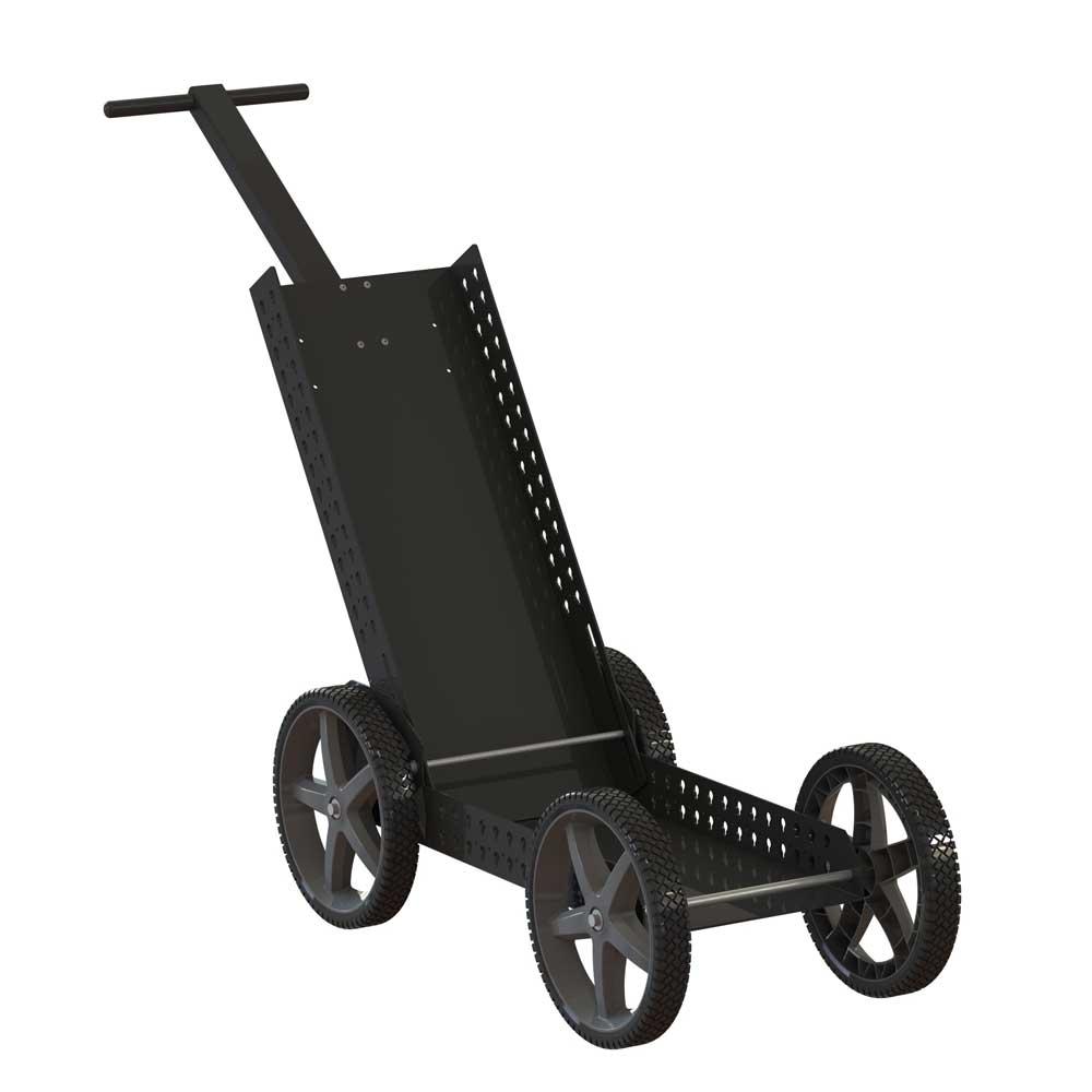 RangeRunner Gun Cart Custom