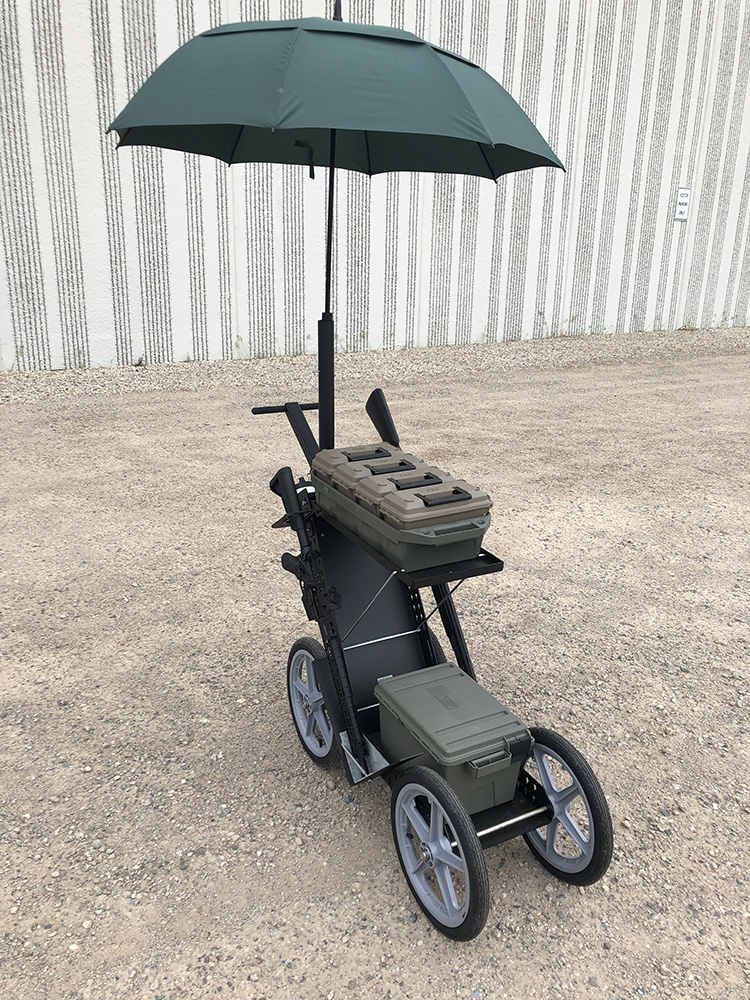 Custom Gun Carts And Tactical Gear
