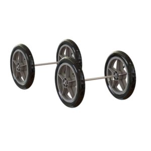 12″ Pneumatic Wheel Kit